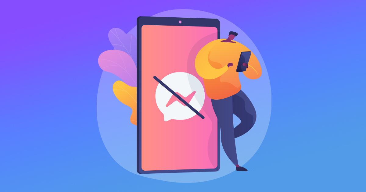 Come scrivere a chi ti ha bloccato su Facebook Messenger