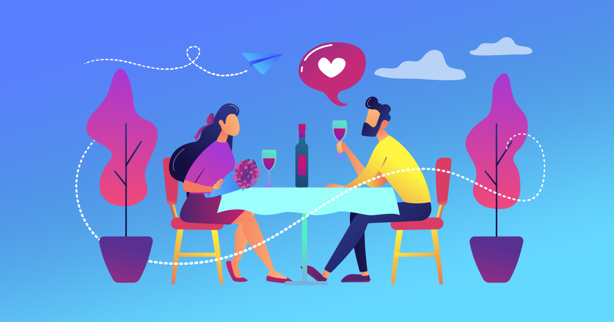 Fai una sorpresa a San Valentino con un messaggio anonimo!